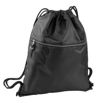 BagBase Onyx Drawstring Backpack Thumbnail