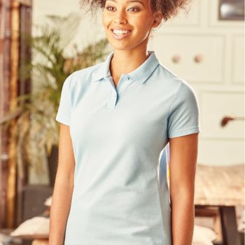 Russell Ladies Classic Poly/Cotton Piqué Polo Shirt Thumbnail