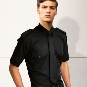 Premier Short Sleeve Pilot Shirt Thumbnail