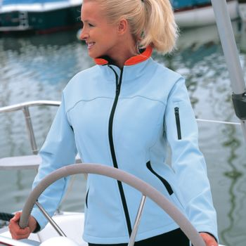 Result Ladies Soft Shell Jacket Thumbnail