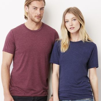 Canvas Unisex Tri-Blend T-Shirt Thumbnail