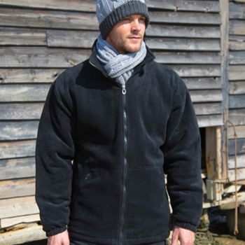 Result Core Polartherm™ Quilted Winter Fleece Jacket Thumbnail