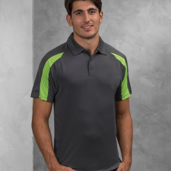 AWDis Cool Contrast Polo Shirt Thumbnail