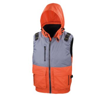 Result Work-Guard X-Over Gilet Thumbnail