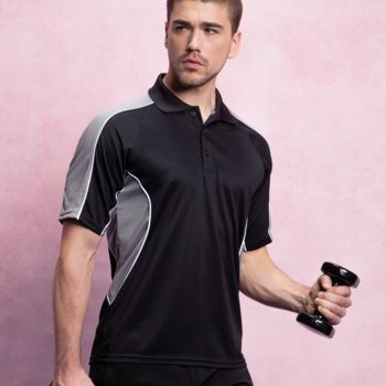 Gamegear Cooltex® Active Polo Shirt Thumbnail