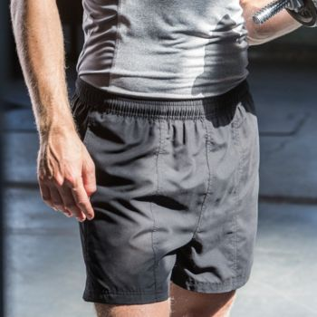 Tombo All Purpose Mesh Lined Shorts Thumbnail