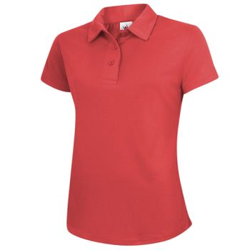 Ladies Ultra Cool Poloshirt Thumbnail