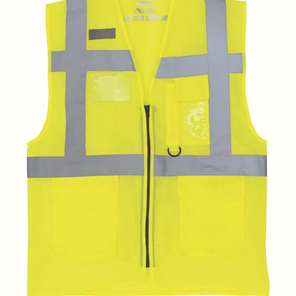 ab5321026 Yoko Cool Mesh Safety Vest Online Workwear