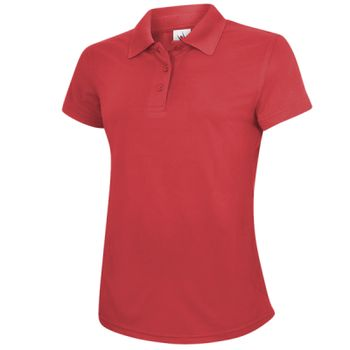 Ladies Super Cool Workwear Poloshirt Thumbnail